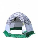 Палатка зим 3-2-х м. «Ночник» ПЗ 6-, Стерлитамак