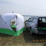 Палатка Куб 2,5х2,5х2,3, 3-х слойна, Стерлитамак