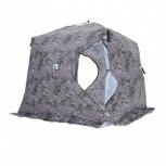 Палатка Куб 2,5х2,5х2,3, Зимний лес, Стерлитамак