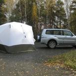 Палатка Куб 2,5х2,5х2,3, 6-ти местн, Стерлитамак