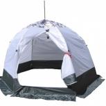 Палатка зимняя 3-2-х местная рыболо, Стерлитамак
